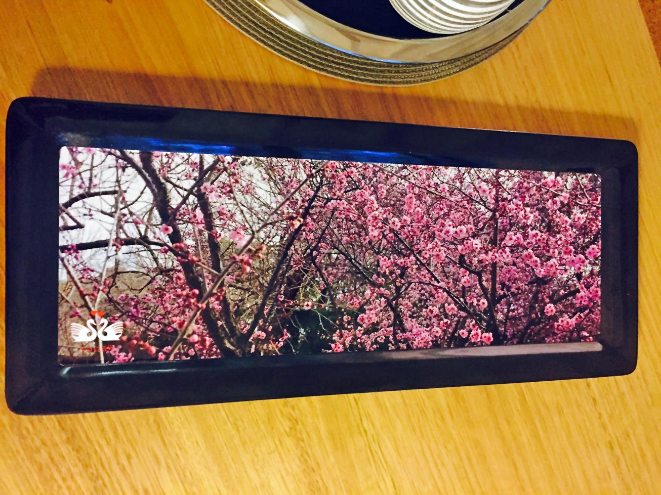 Cherry Blossoms Tray 3